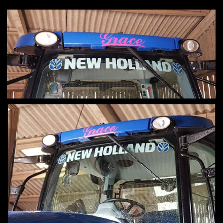 New Holland Two Colour Sunstrip